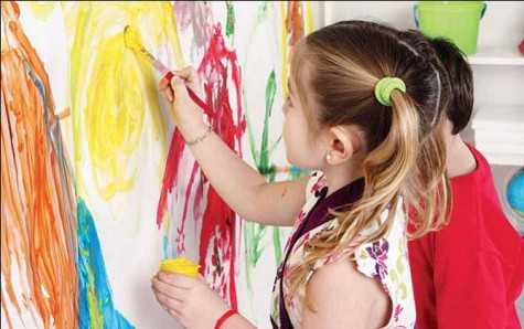PaintWall – Atelier neconventional de graffiti