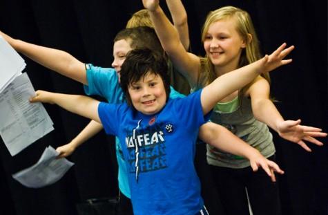 ReCReART – Atelier de improvizatie pentru copii intre 5 si 10 ani