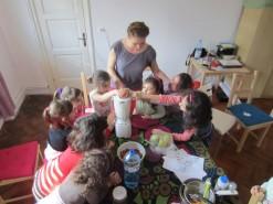 Atelierul micilor bucatari